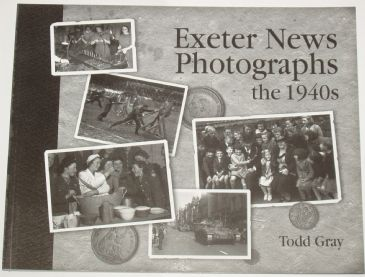 Exter News Photographs - The 1940s, by Todd Gray